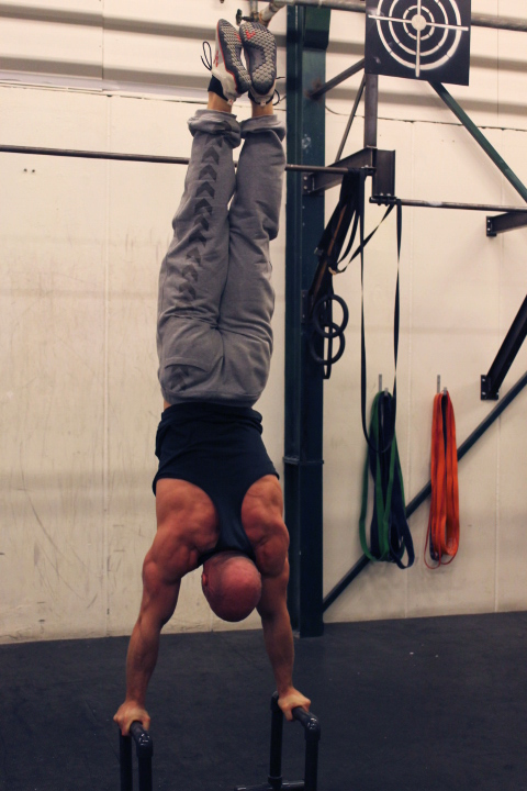 Handstand Parallettes