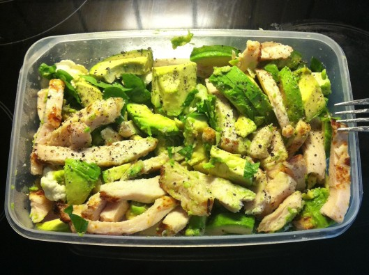 healthy-recipe-chicken-avocado-cauliflower